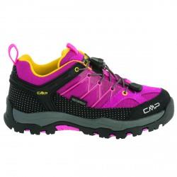 Zapato trekking Cmp Rigel Low Girl fucsia