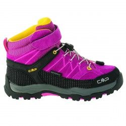Trekking shoes Cmp Rigel Mid Girl fuchsia