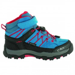 Zapato trekking Cmp Rigel Mid Junior royal