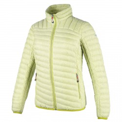 Down jacket Cmp Woman yellow