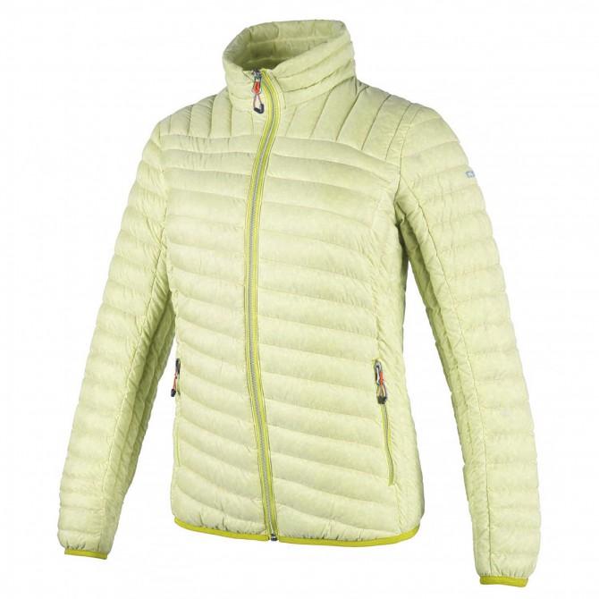 Down jacket Cmp Woman yellow