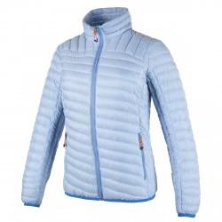 Down jacket Cmp Woman light blue