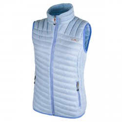 Vest Cmp Woman light blue