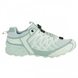 Trail running shoes Cmp Super X Woman ice