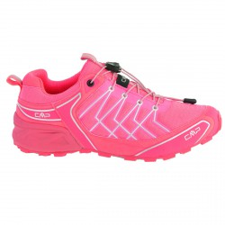 Scarpe trail running Cmp Super X Donna corallo