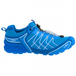 Chaussures trail running Cmp Super X Homme royal