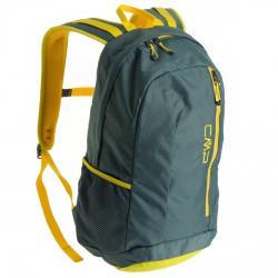 Zaino trekking Cmp Rebel 18 grigio-giallo