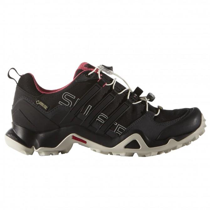 Chaussures trekking Adidas Terrex Swift R Gtx Femme noir