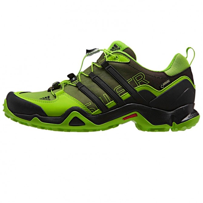Trekking shoes Adidas Terrex Swift R Gtx Man lime