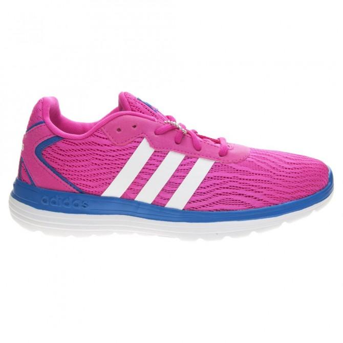 Chaussures sport Adidas Cloudfoam Speed Femme fuchsia