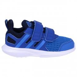 Scarpe ginnastica Adidas Hyperfast 2.0 Baby royal
