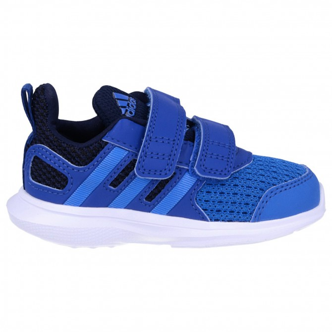 Scarpe ginnastica Adidas Hyperfast 2.0 Baby royal ADIDAS Scarpe sportive