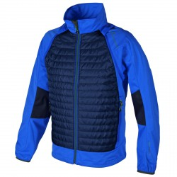 Trekking jacket Cmp Man royal