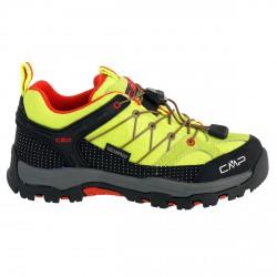 Chaussure trekking Cmp Rigel Low Junior lime (38)