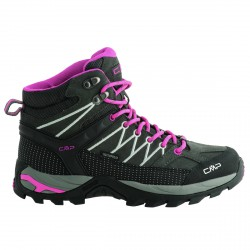 Zapato trekking Cmp Rigel Mid Mujer gris