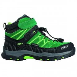 Chaussure trekking Cmp Rigel Mid Junior noir