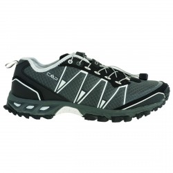 Scarpe trail running Atlas Uomo antracite