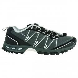 Zapatos trail running Atlas Hombre antracita