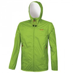 Veste coupe-vent Astrolabio N19N Homme vert
