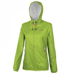 Veste coupe-vent Astrolabio N28Y Femme vert