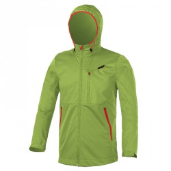Soft Shell Astrolabio N19J Homme vert