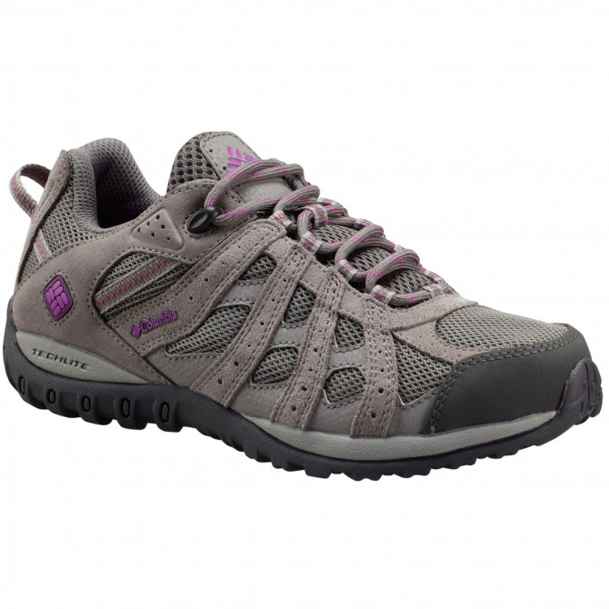 Zapatos trekking Columbia Redmond Low Waterproof Mujer