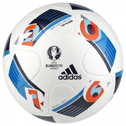 Pallone Adidas Euro 16 Glider bianco