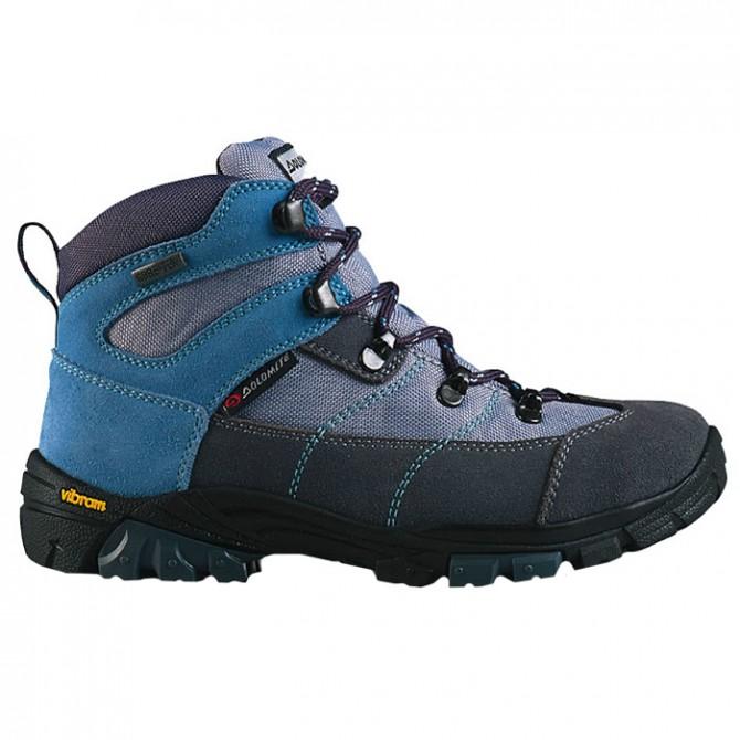 Chaussures trekking Dolomite Flash Plus II Gtx Junior gris