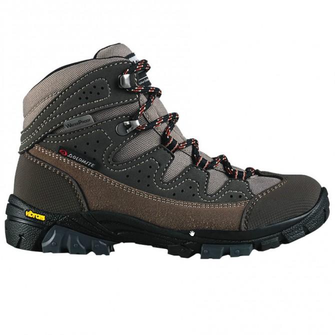 Trekking shoes Dolomite Marmotta WP Junior brown