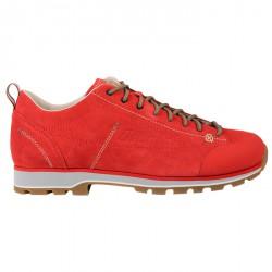 scarpa Dolomite Cinquantaquattro low Uomo rosso-nocciola