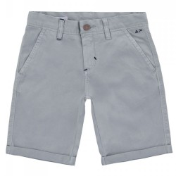 Bermuda Sun68 Fold Solid Man dark grey