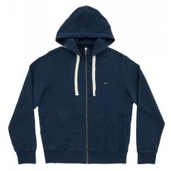 Sweatshirt Sun68 String Cott. Fl. Junior navy (4-6 years)