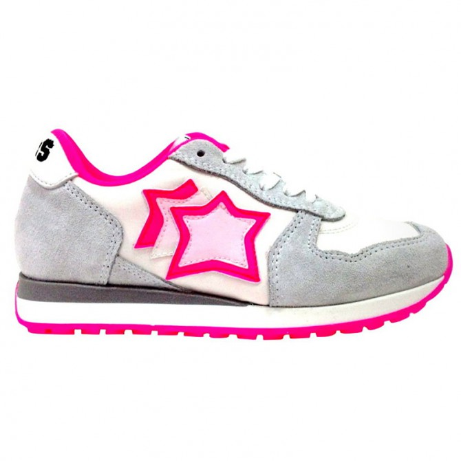 Sneakers Atlantic Stars Mercury Girl white