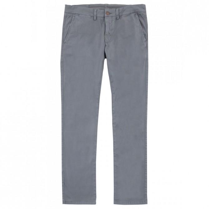 Pantalones Sun68 America Hombre gris