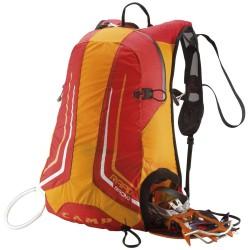 Zaino alpinismo C.A.M.P. Rapid racing giallo-rosso