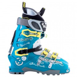 Mountaineering boots Scarpa Gea