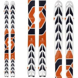 Ski Scott Crus'air + plate Quicklook + bindings Goode V212