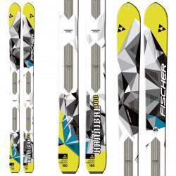Ski alpinisme Fischer Hannibal 100