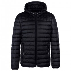 down jacket Napapijri Aerons black man