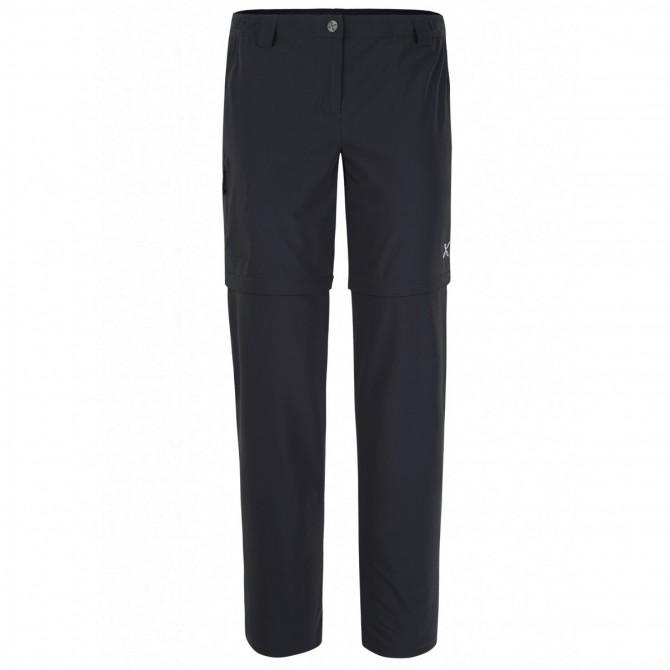 Pantalone Montura Stretch Zip Off 2 Donna