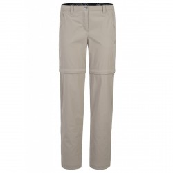 Pantalon Montura Travel Zip Off 2 Femme beige