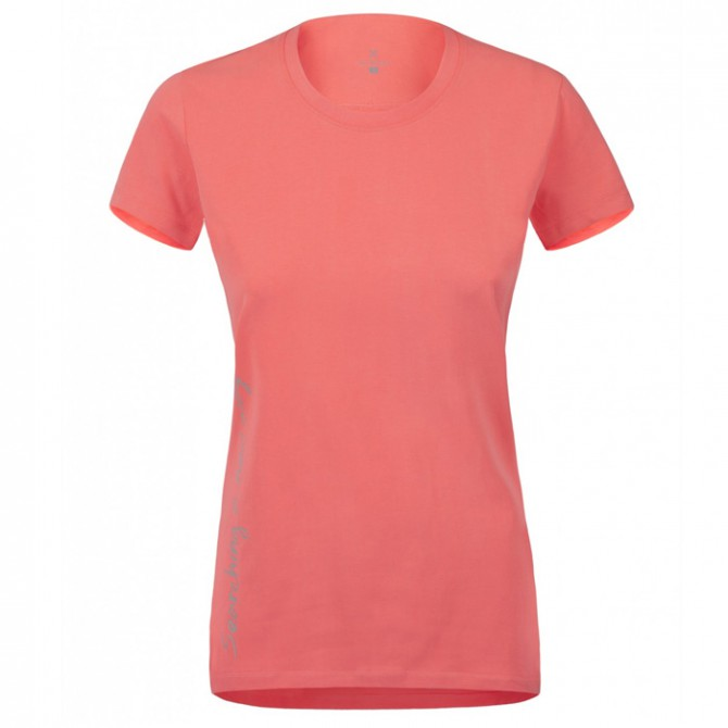 T-shirt Montura Soul corallo