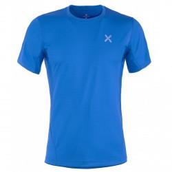 T-shirt Montura Outdoor World Man royal