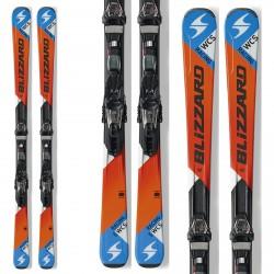 Ski Blizzard Wcs + fixations Iq-Tp10