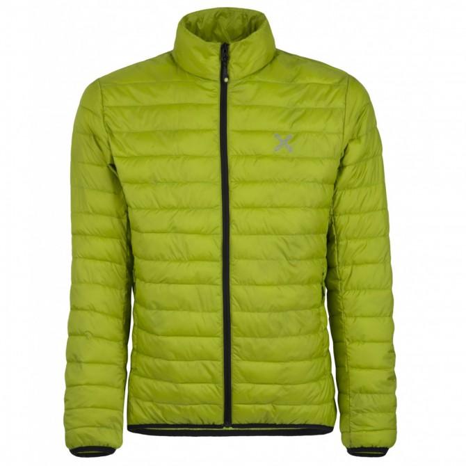 Down jacket Montura Genesis Light Man acid green