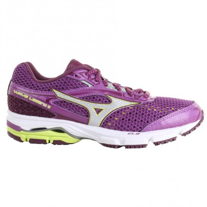 Running shoes Mizuno Wave Legend 3 Woman