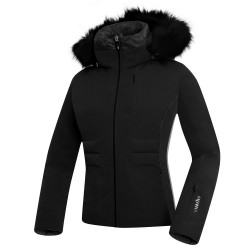 Chaqueta esquí Zero Rh+ Sunrise Style Mujer negro