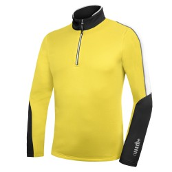 Jersey Zero Rh+ Planar Hombre amarillo