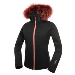 Chaqueta esquí Zero Rh+ Pw Ice Mujer negro