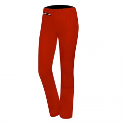 Ski pants Zero Rh+ Tarox Woman red